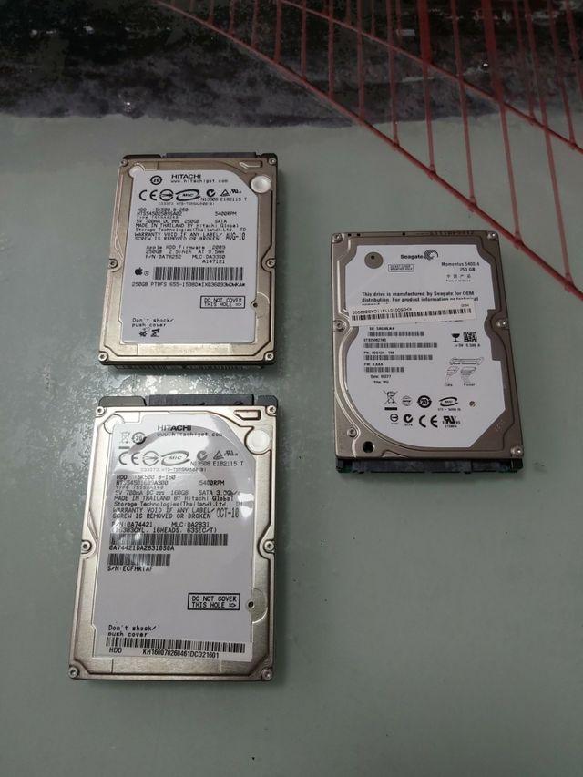 discos duros para portátiles