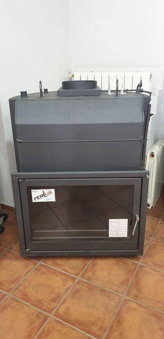 Chimenea Calefactora Hidro