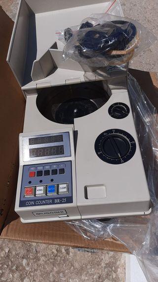Máquina de contar monedas