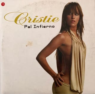 CD Single Cristie Pal Infierno