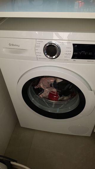 lavadora balay 8kg Nueva