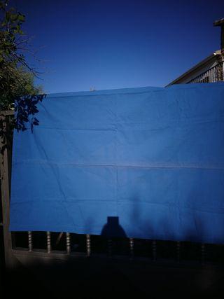 tela de stor 1'5 ancho x 1'80 de alto