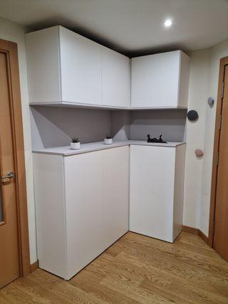 Muebles Ikea Platsa blanco