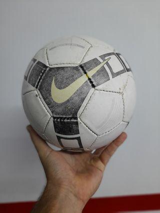 10 balones Nike con bolsa traspoorte