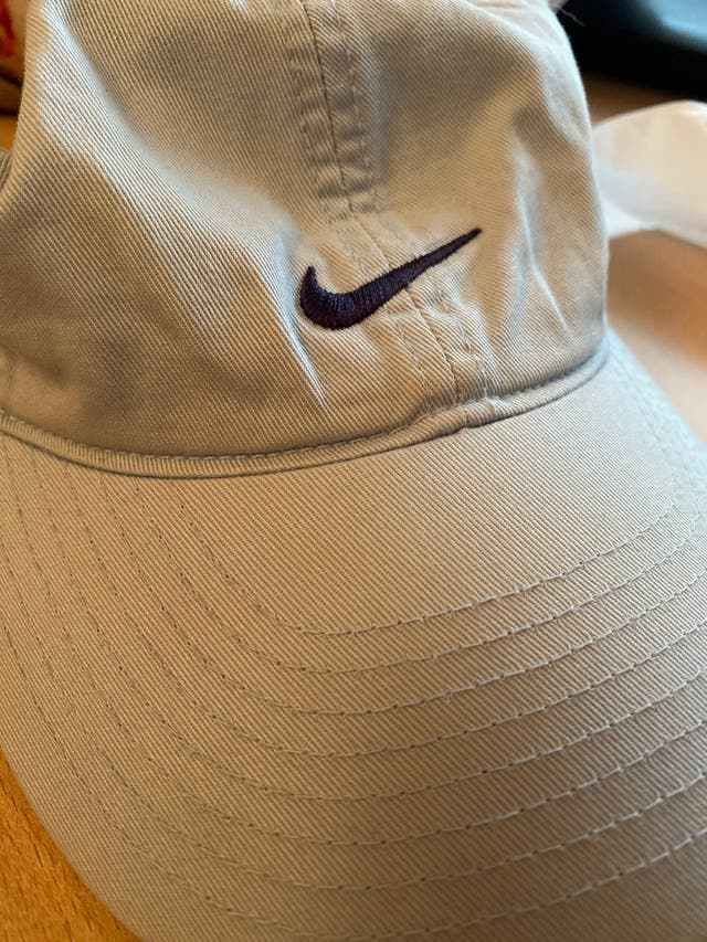 Gorra azul Nike