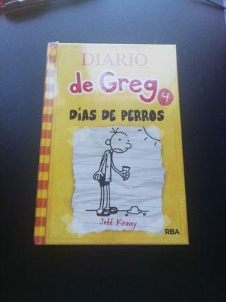 Diario de Greg 4 (Días de perros)