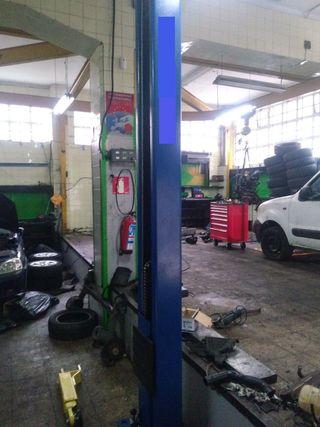 Elevador coche 4,2Tn hidraulico 2 columnas NUEVO