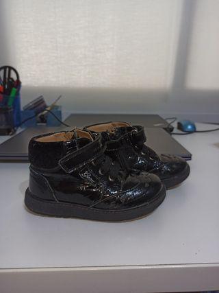 zapatos geox t. 23 niña