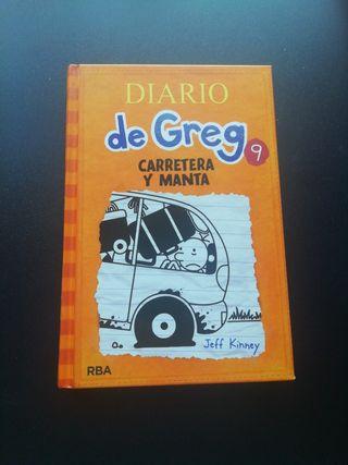 Diario de Greg 9 (Carretera y manta)