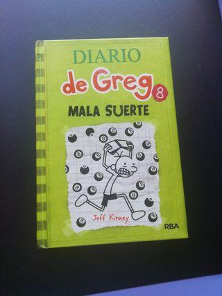 Diario de Greg 8 (Mala suerte)