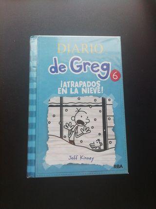 Diario de Greg 6 (Atrapados en la nieve)