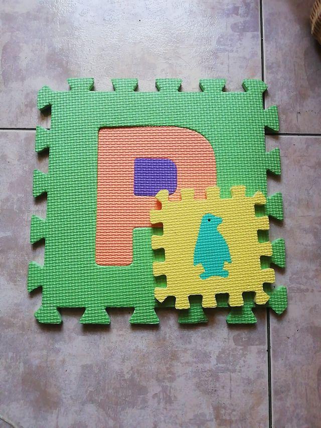 Puzzle para bebés