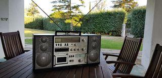 Radio Cassette Telefunken hifi studio 1