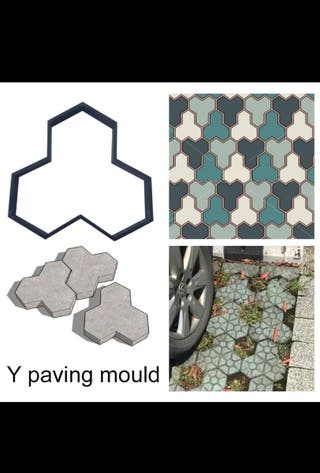 moldes de hormigón