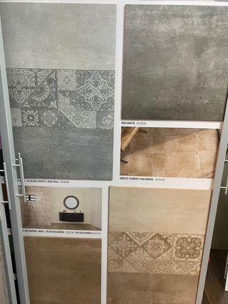 azulejos decorativos para cocina y baño