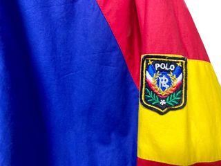 Chaqueta Polo Ralph Lauren Uni Vintage Rara