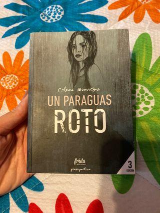 """Libro """"Un paraguas Roto"""""""