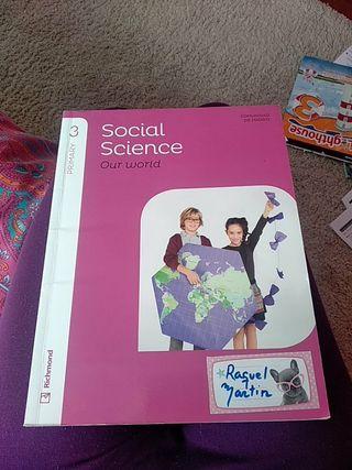 social science tercero primaria