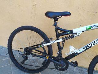 """bicicleta BTT full suspensión 26"""""""