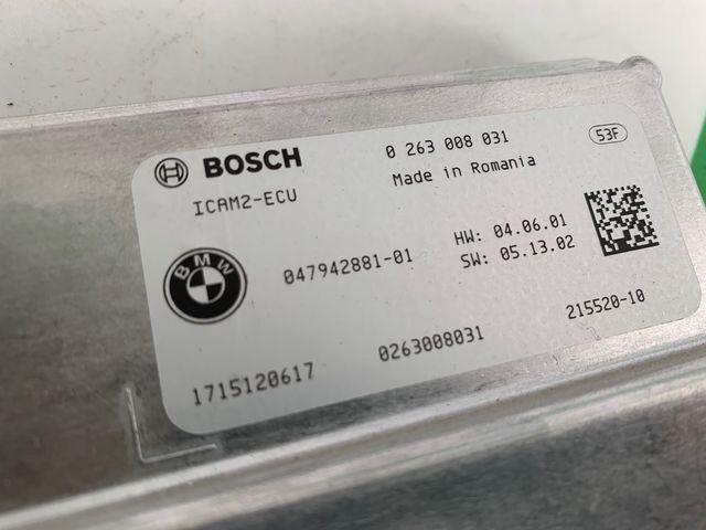 Modulo camara ICAM2 BMW G11 G30 G01 0263008031