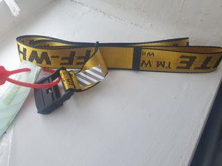 brand new Off-white belt