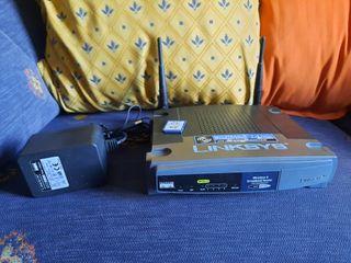 Router WRT54GS v.1.0