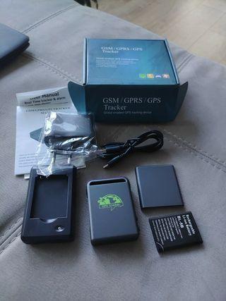 Localizador GPS con imán