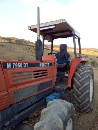 kubota 7950 dt tractor