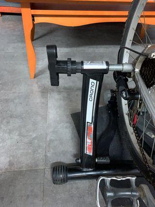 Bicicleta + rodillos