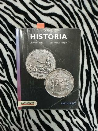 LIBRO HISTORIA DE ESPAÑA, 2 bachillerato