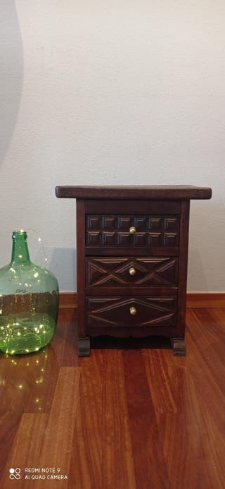 Mueble único restaurado