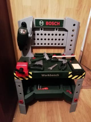 Banco de trabajo Bosch