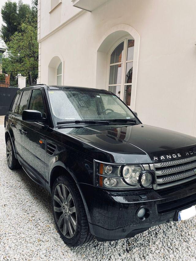 Land Rover Range Rover Sport 2007