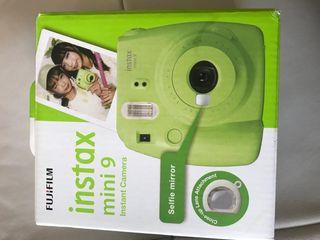 Cámara Instax Fujifilm mini 9