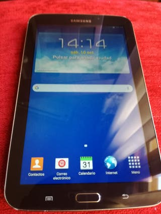 Tablet Samsung tab 3 8GB Wi-Fi