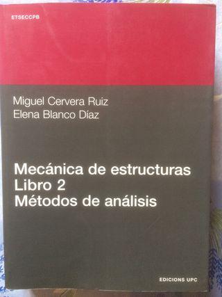 Mecánica de estructuras libro 2