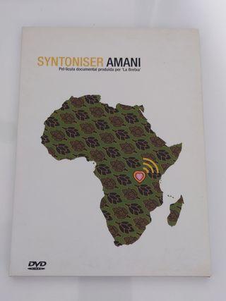 Syntoniser Amani / Dvd / La Bretxa