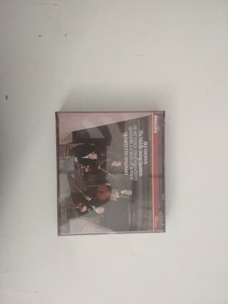 Beethoven The middle String Quartets 3 discos