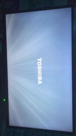 TOSHIBA LCD COLOUR SMART TV (open to offers)