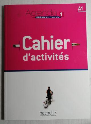 HACHETTE CAHIER D'ACTIVITES
