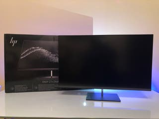 "Monitor hp ENVY 27"" 4K IPS"