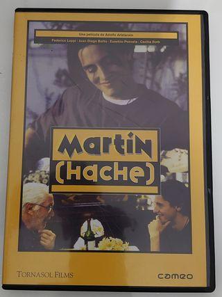 Martín Hache / Dvd