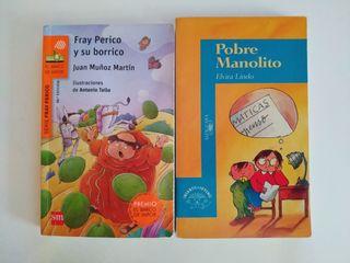 Fray Perico y su borrico y Pobre Manolito