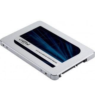 disco duro ssd crucial MX500 de 500gb nuevo