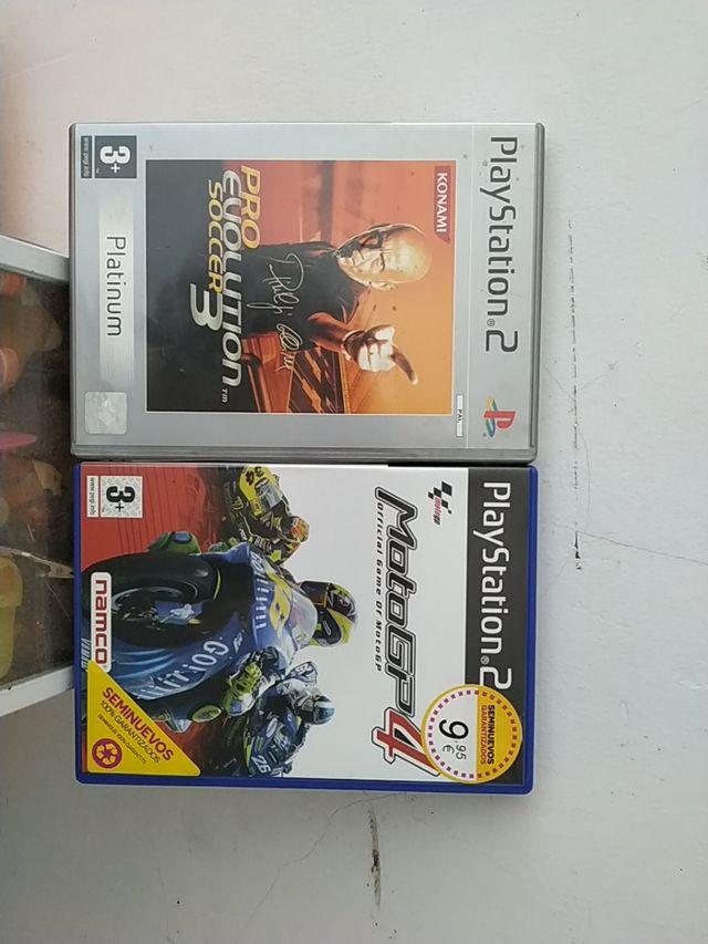 se vende consola PS2