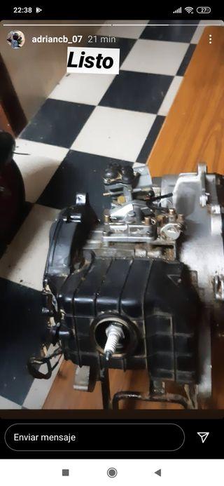 motor de suzuki adress