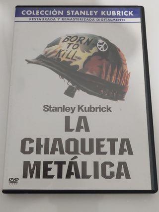 La Chaqueta Metálica / Kubrick /Ecicion Restaurada
