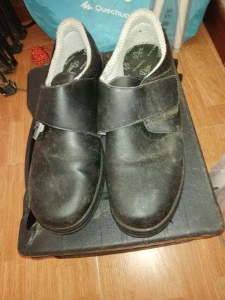 zapatos Hosteleria camarero y cocina T45