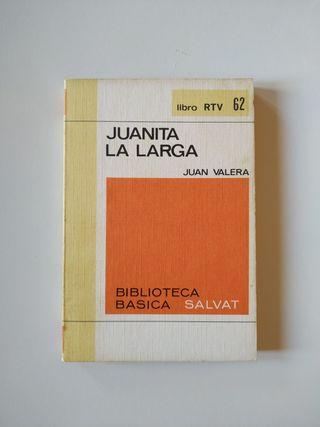 4x5€ - Juanita la larga - Juan Valera