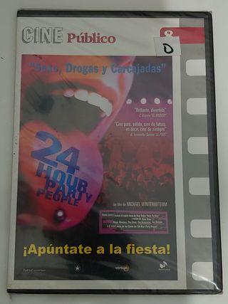 24 Hour Party People / Dvd/Público